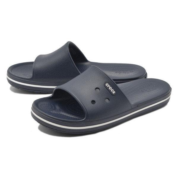 [크록스] 남여공용 크록밴드 슬라이드 / 205733-462 네이비 / Crocband I