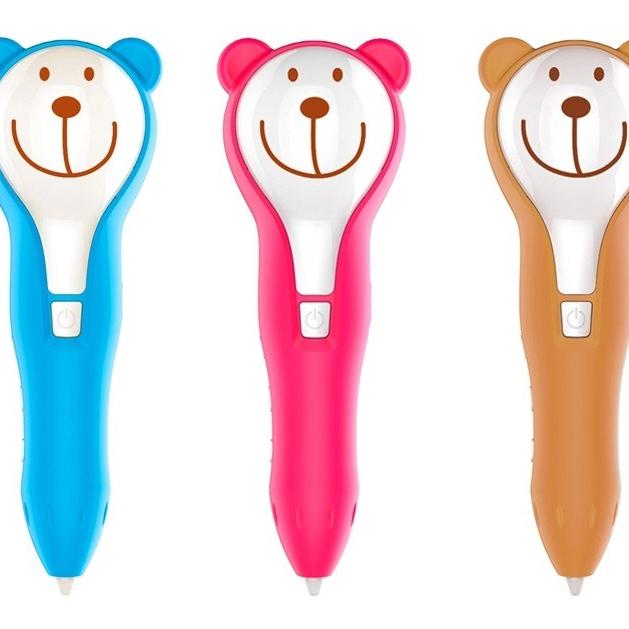 유티온 해외) 교육용 저학년 드로잉 저온3D 페인팅 펜 펜형, 단일상품