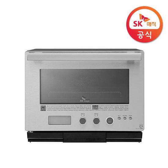 [K쇼핑]K SK매직 올인원 스팀광파 오븐 EON-C514F 메탈실버