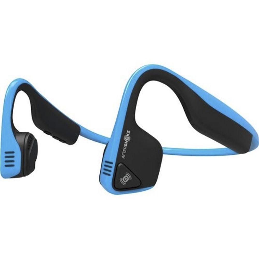 애프터샥 트렉 티타늄 골전도 블루투스 이어폰, Ocean Blue, As600ob