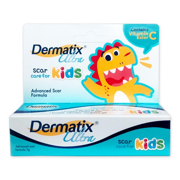 [Honest Goods] 더마틱스 울트라 겔 키즈 Dermatix Ultra Gel Kids 7g (유효 22Y 6M), 1통