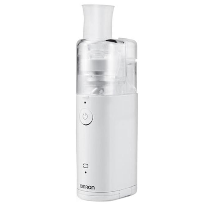 오므론 영유아용 휴대용 네블라이저 NE-U100 + AA건전지 6p (POP 5518676045)