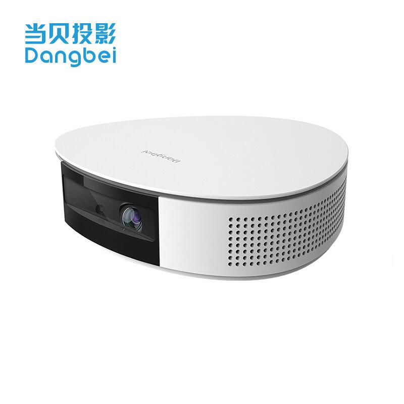 빔프로젝터 프로젝터 D1 1080P선명한 디코딩 스마트폰 휴대용, T01-언제 D1+3D안경+선명한 선 간이하게 보내다 천막천