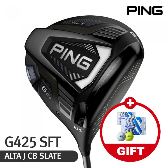 핑 G425 SFT 드라이버 ALTA J CB SLATE 삼양정품, 10.5도 / S