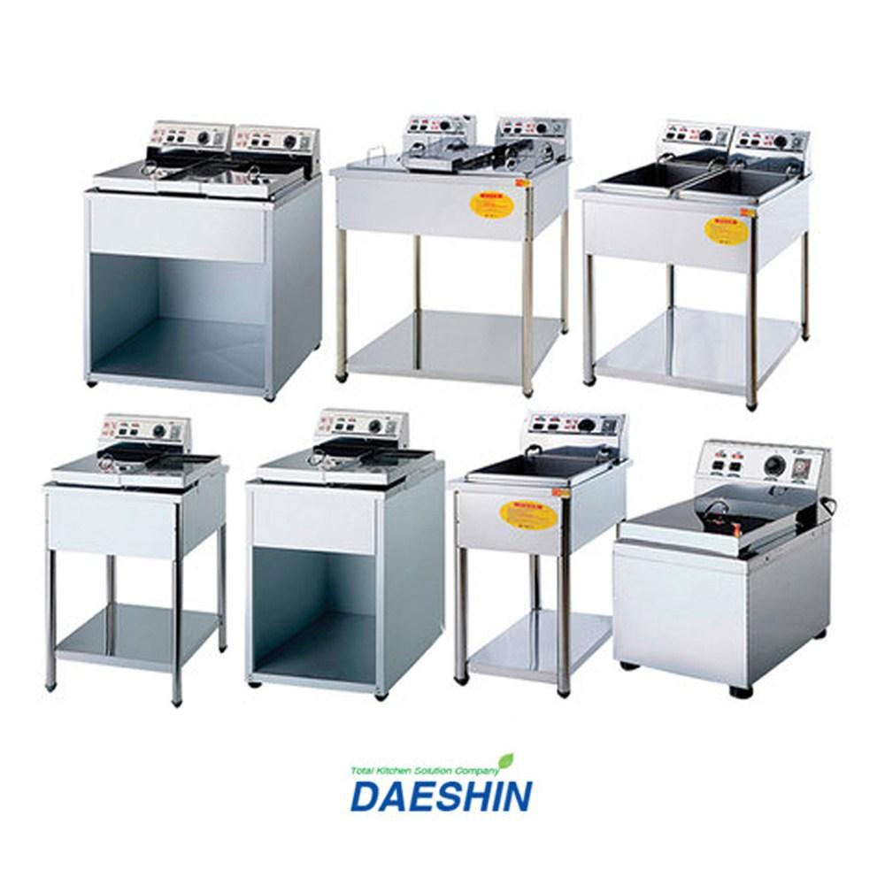 대신전기산업 업소용 전기튀김기계 돈까스 치킨튀김기, 선택08. DS-탈유대
