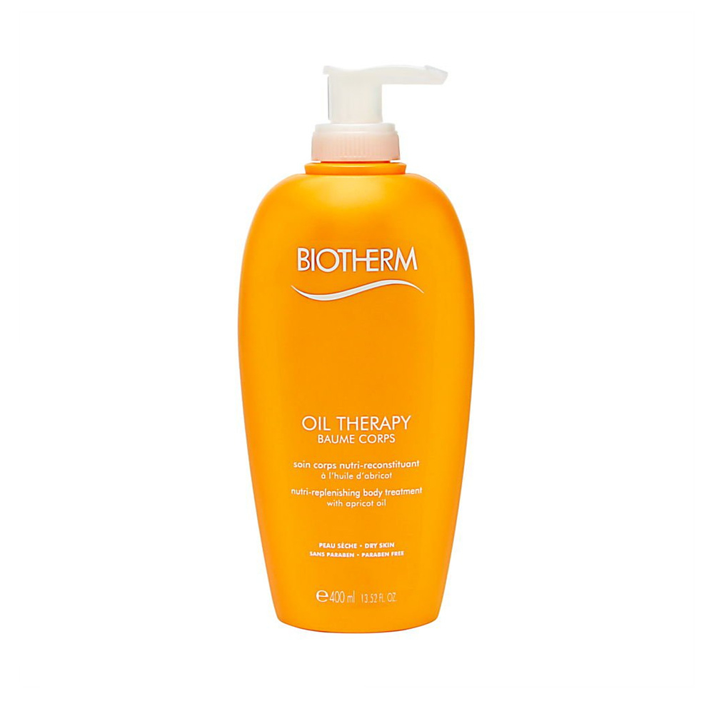 Biotherm Oil Therapy Baume Corps 비오템 오일 테라피 바디 로션 13.5oz(400ml), 1개-10-1644904649