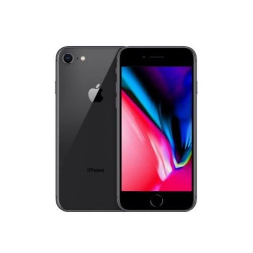 KT M모바일 아이폰 8S, 블랙, 아이폰8S_64GB