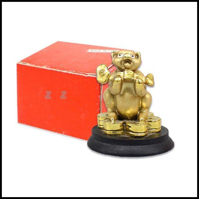 OT 금개를 홈데코 미니 복돼지 장식품 인테리어 데코 소품 신혼집 든 집들이선물
