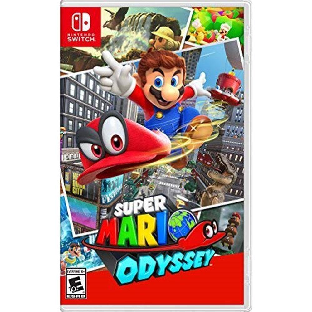 슈퍼마리오 오디세이 Super Mario Odyssey - 닌텐도 스위치, 단일상품