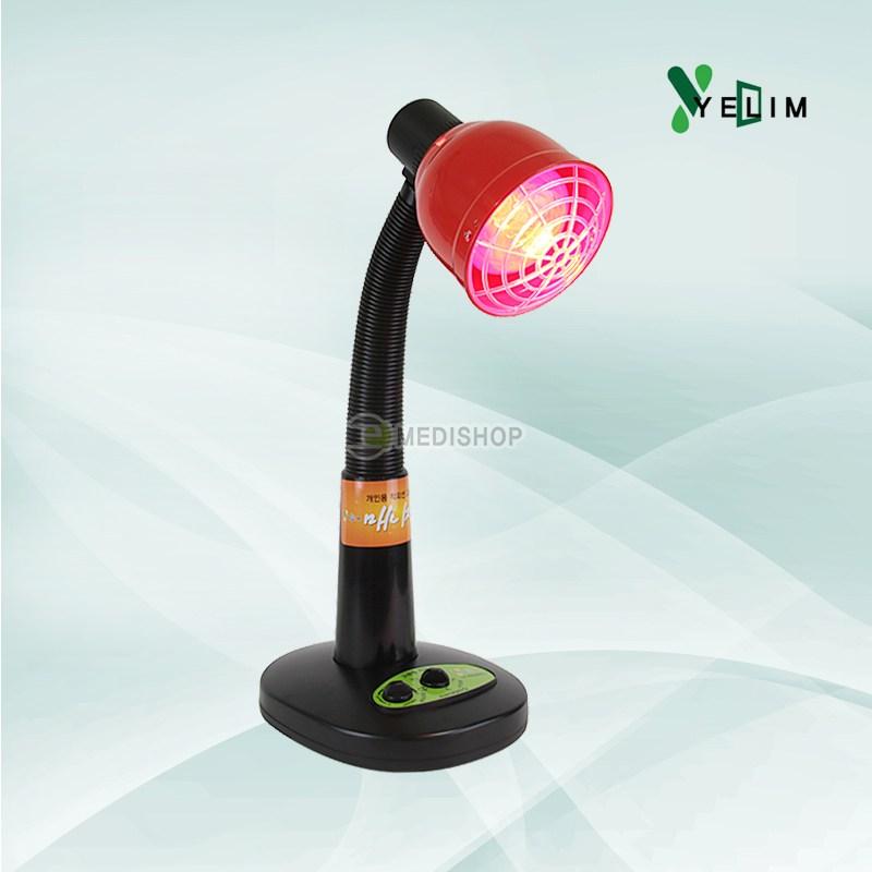 예림엘엔아이 IR-250 개인용 적외선조사기, 1개