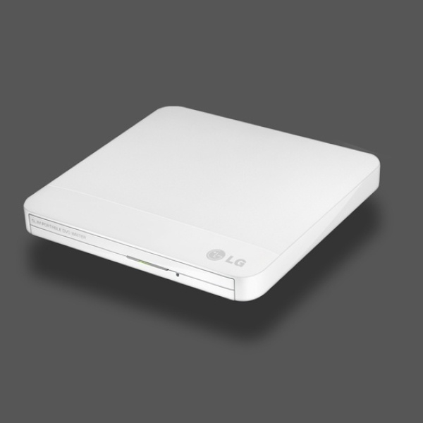 LGODD LG전자 LG정품 슬림 외장ODD CD롬 외장DVD LG그램 삼성노트북 맥북 USB연결 8배속 M-DISC지원 윈도우10지원 화이트, LGodd화이트 (POP 327973813)