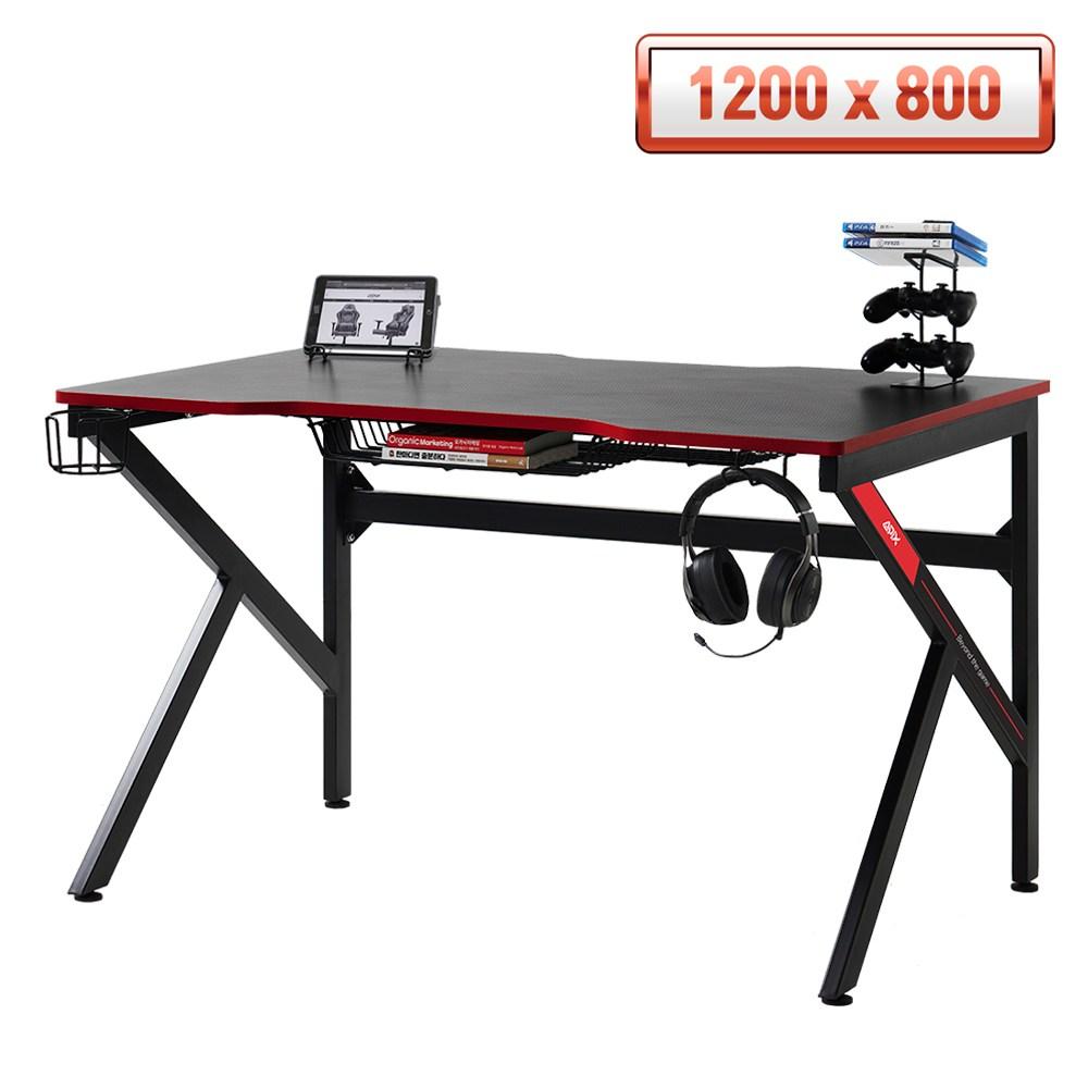 에이픽스 GD001 1200L (1200x800) 책상 전용 악세서리, 헤드셋홀더