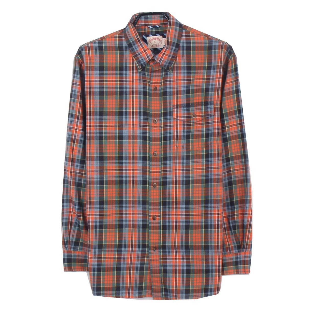 빈티져스 브룩스브라더스 긴팔 셔츠 (105) T-4633