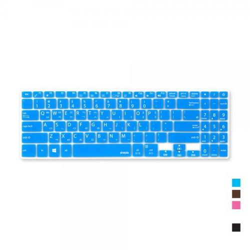 [바보사랑]ASUS 비보북 A560UD-BQ239용 문자키스킨, 핑크, 선택