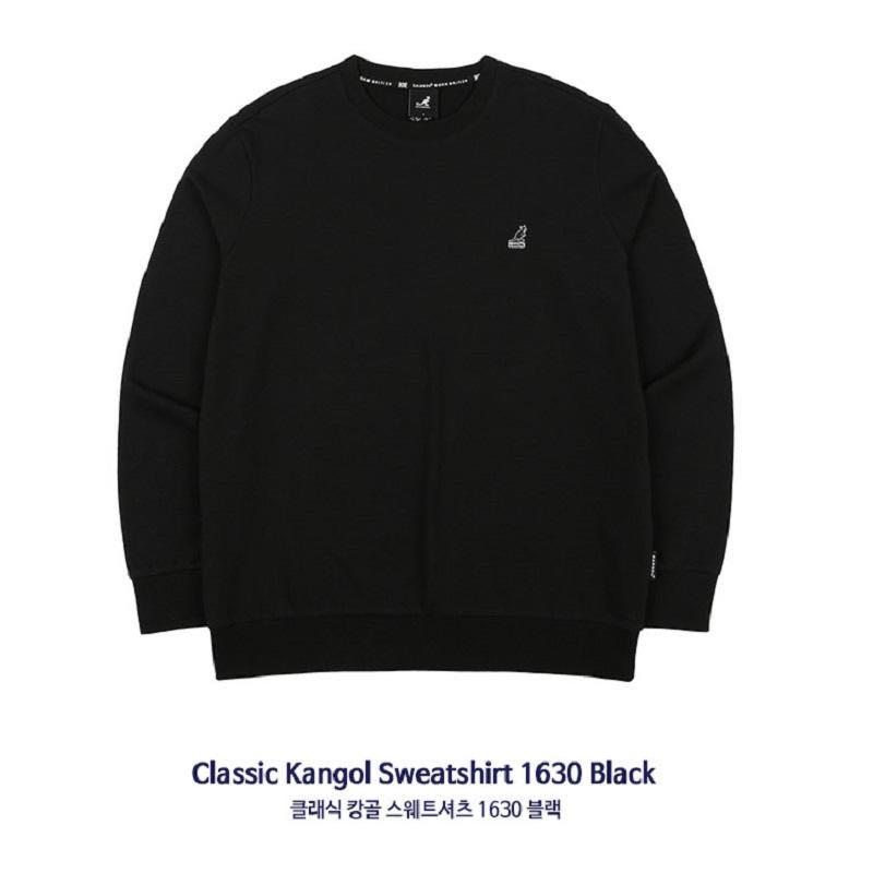 캉골 클래식 스웨트셔츠1630 캉골 맨투맨