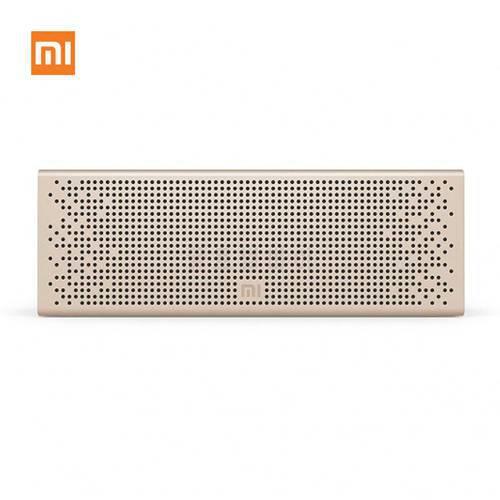 Mi 휴대용 블루투스 스피커 HD 사운드 내장형 무선 스피커 내장형 마이크