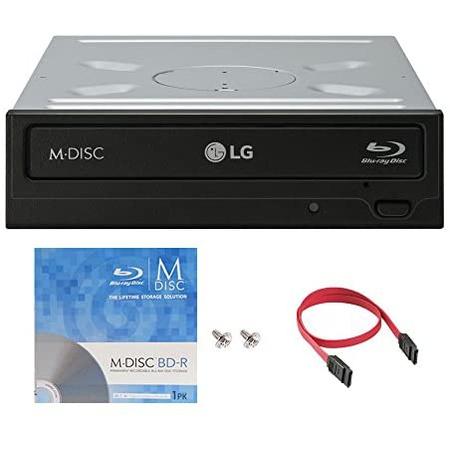 Visit the LG 매장 LG WH16NS40 16X 블루레이 BDXL DVD CD 내장 버너 드라이브 번들 with Free 25GB M-DIS, 상세 설명 참조0