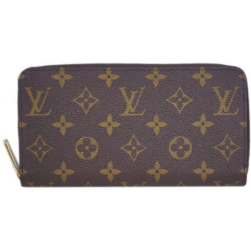 (루이비통) LOUIS VUITTON M41895 지갑 라운드 지퍼 지갑 12 장 카드 모노그램 기운찬 지갑 퓨샤 [병행