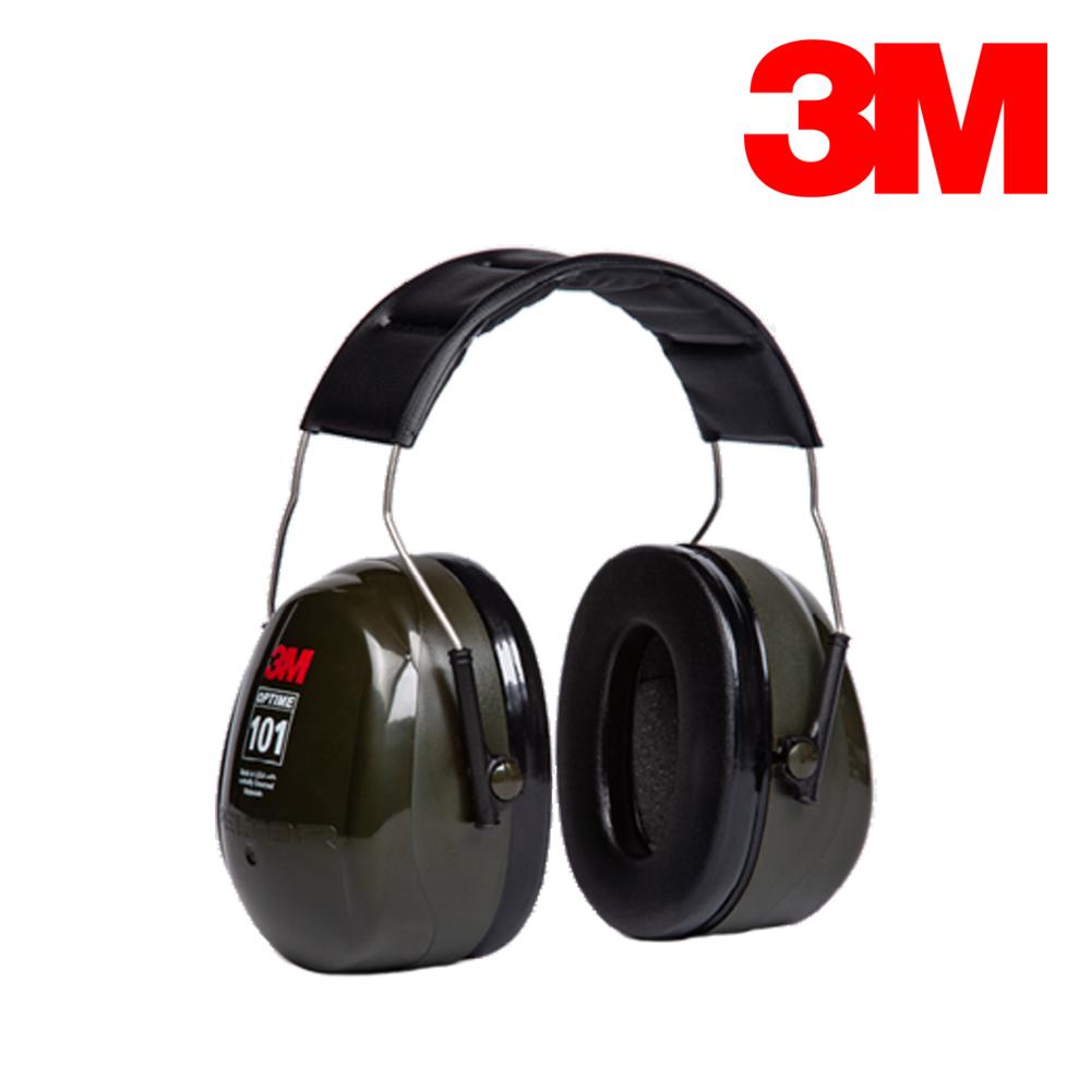 3M 헤드밴드형 귀덮개 H7A 27dB 101dBA까지 사용 절연귀덮개 사양도 가능 방음 헤드셋 청력보호구 소음방지 사격 학생 건설 현장 귀마개, 1개