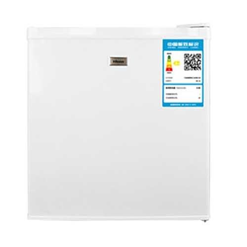 하이콘 hicon-40 미니 소형 냉동고 가정용 보존식 음식물쓰레기 모유저장용 다용도, 1 화이트기본형