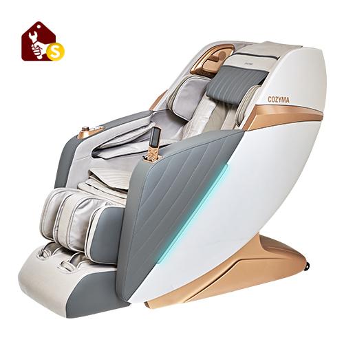 [코지마 본사 S급리퍼] 뉴트로W 안마의자 CMC-A600, 화이트, 뉴트로W CMC-A600