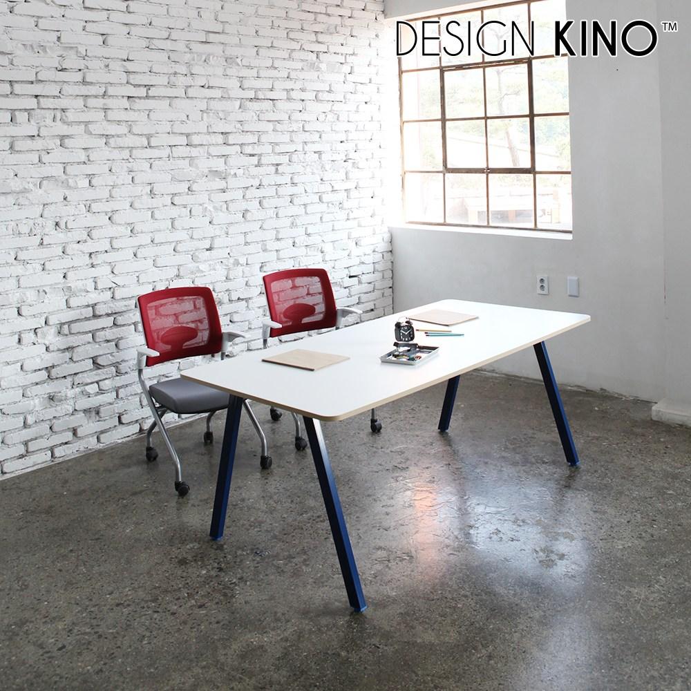 디자인키노 플랫폼M7 회의용 테이블, 1800회의테이블:A