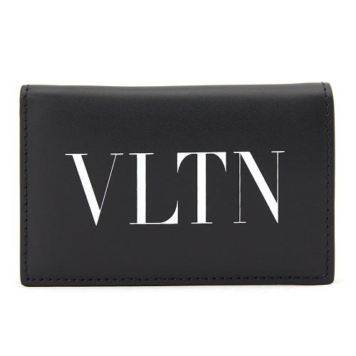 [발렌티노] 로고 TY0P0576LVN 0NO 공용 명함/카드지갑