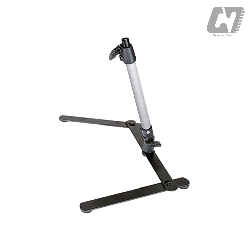 쵸미앤세븐 링라이트 촬영용 램프 거치대 세트 방송장비조명, 추가 - 탁상형 거치대