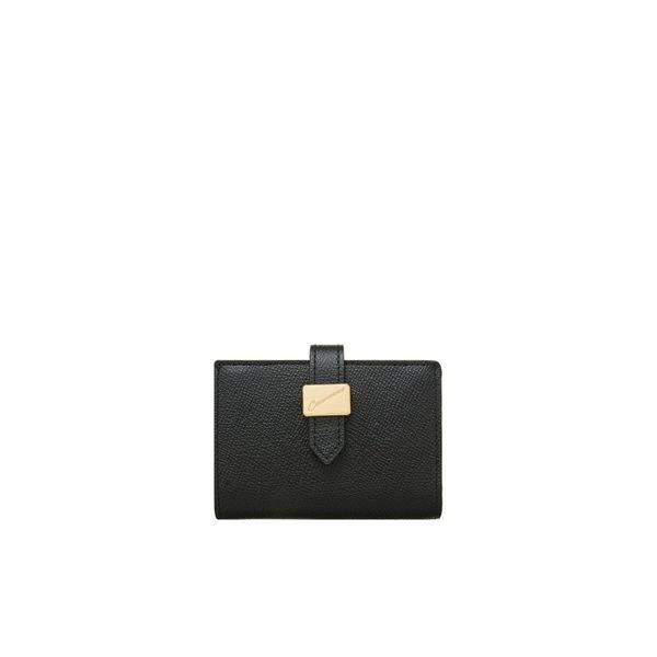 쿠론[쿠론]Stephanie(스테파니) Card Wallet _RCACX19134BKX