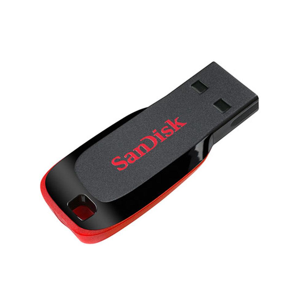 샌디스크 크루저 블레이드 USB 메모리 CZ50, 32GB