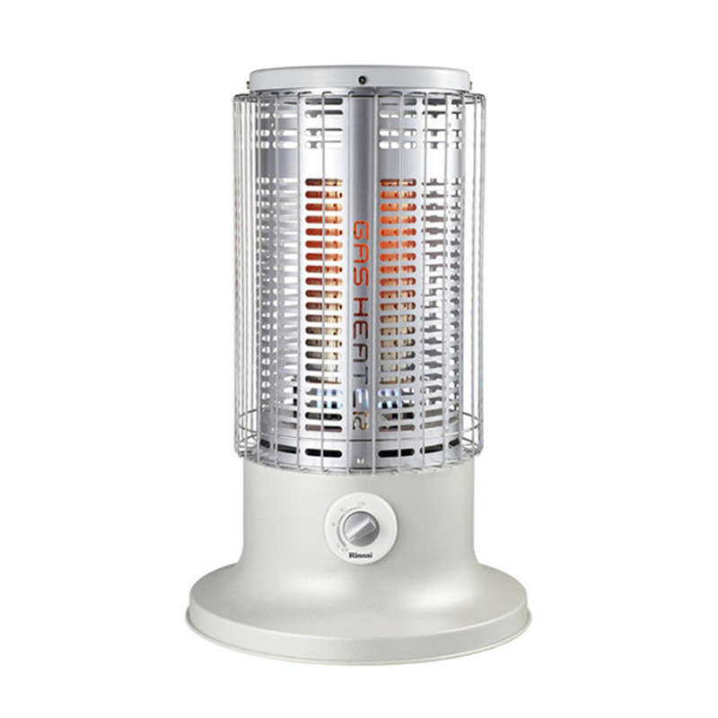 린나이 가스 로터리 히터 스토브 12~14평 RRH-6000, LPG(가스통)