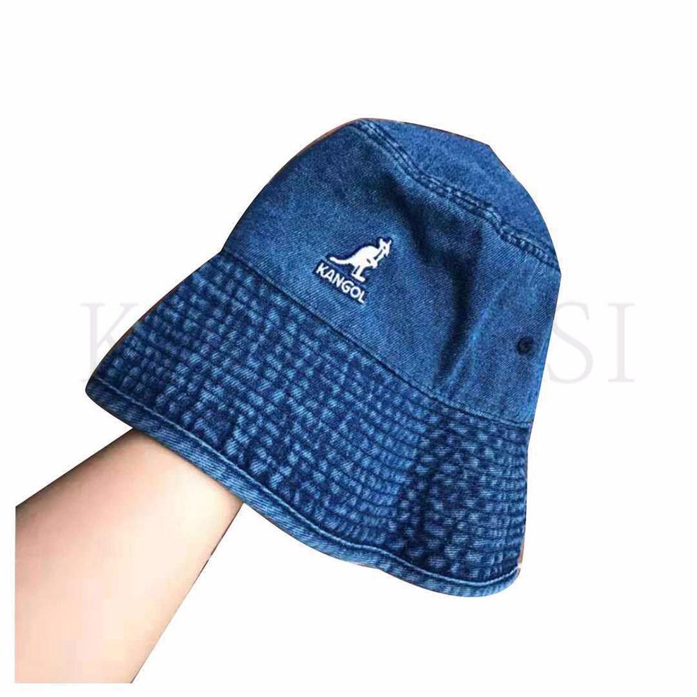 kirahosi kangol 가두 패션 모자 챙모자 버킷햇 청 남여 커플 9호