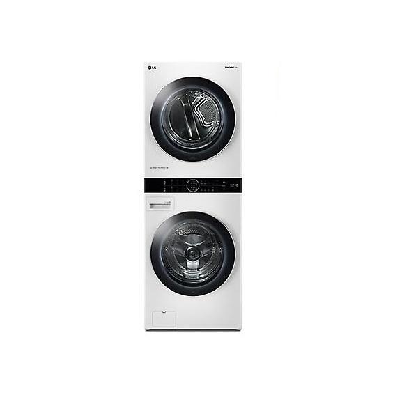 LG전자 W16WT 트롬 워시타워 원바디세탁건조기 릴리 화이트