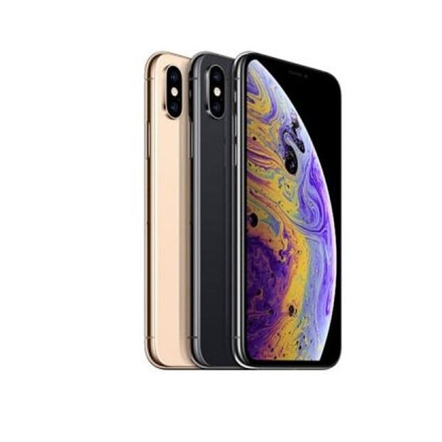 Aosida S급 중고 아이폰 Xs 64G 256G 중고폰 공기계, 실버, iPhone XS 256G