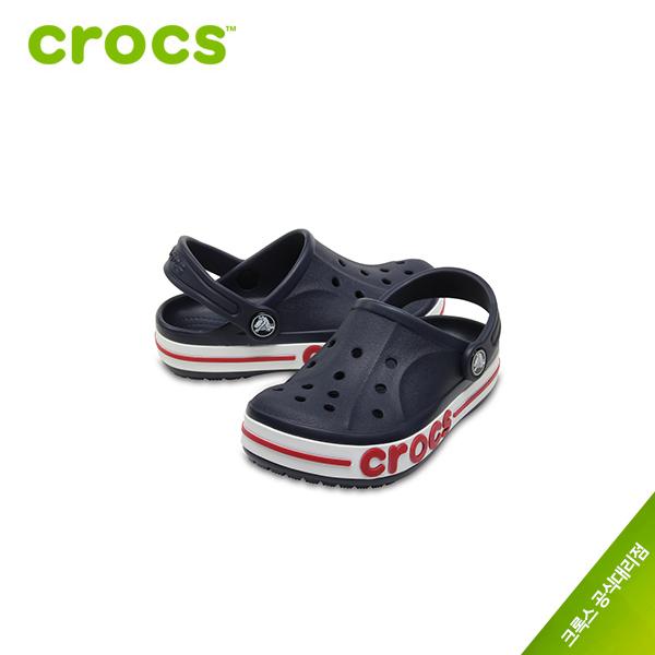 크록스 정품 바야밴드 클로그 아동샌들 205100-410