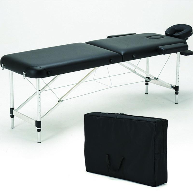 접이식 반영구 마사지 미용 대형 베드 침대, 01. 일반형(폭60cm/이동가방 포함)