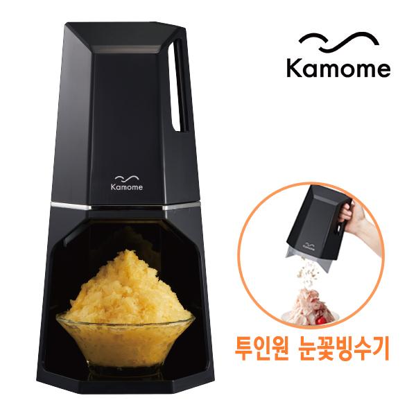 카모메 투인원 눈꽃 빙삭기-빙수기 KAM-SF26B