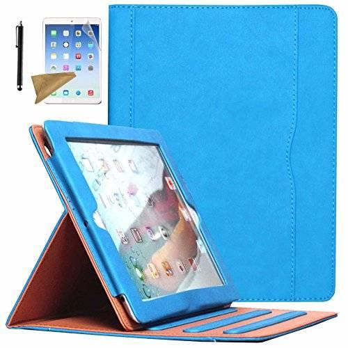Case for iPad 2 / iPad 3 / iPad 4 Lingsor Multi-Angle Viewing/283092, 상세내용참조