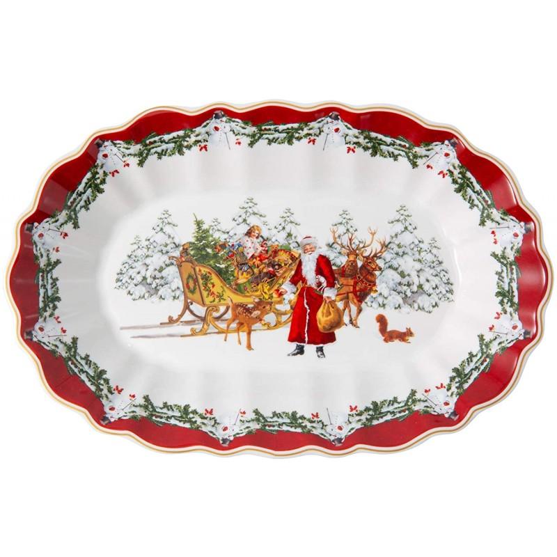 빌레로이앤보흐 Villeroy & Boch 크리스마스 판타지 그릇 선물, 단일옵션, 단일옵션