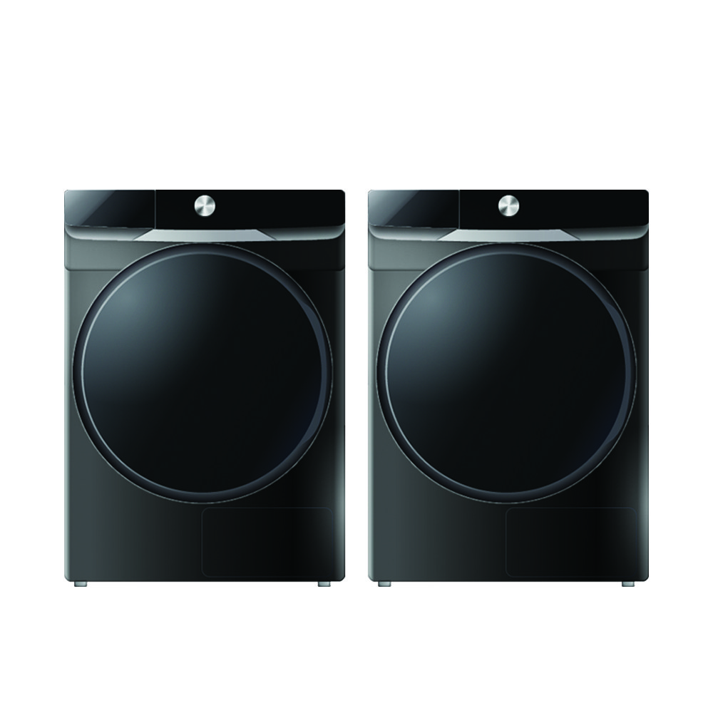 삼성전자 WF23T9500KV+DV16T9720SV 건조기 세탁기 세탁건조기 세트상품, DV16T9720SV+WF23T9500KV