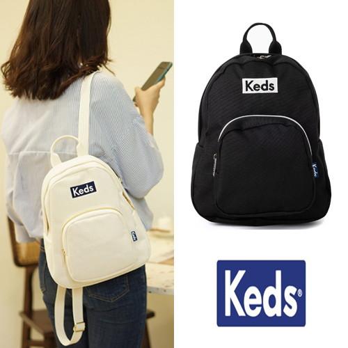 [KEDS]케즈 하프핀트 미니 백팩 SB100070, 블랙