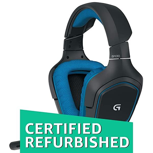 로지텍 G430 서라운드 사운드 헤드셋