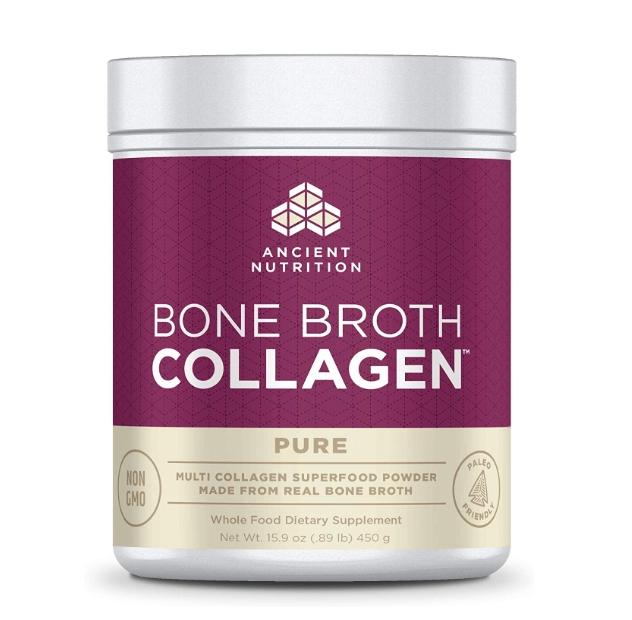 [이라운드몰]에이션트 뉴트리션 Bone Broth 콜라겐 파우더 450g, 옵션선택, 1팩