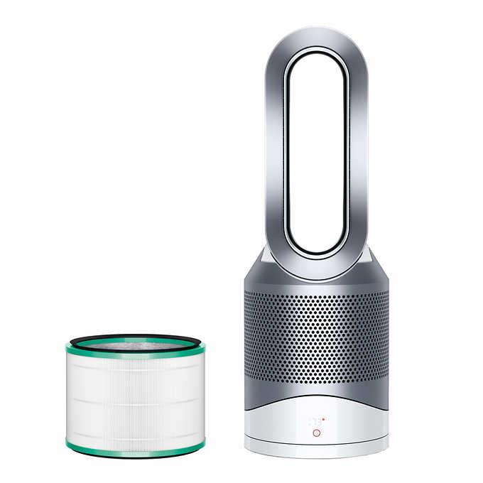 Dyson 다이슨 퓨어 핫앤쿨 링크 HP02 공기청정기 + 히터 + 선풍기 + 헤파필터 추가증정 / 음성인식 기능