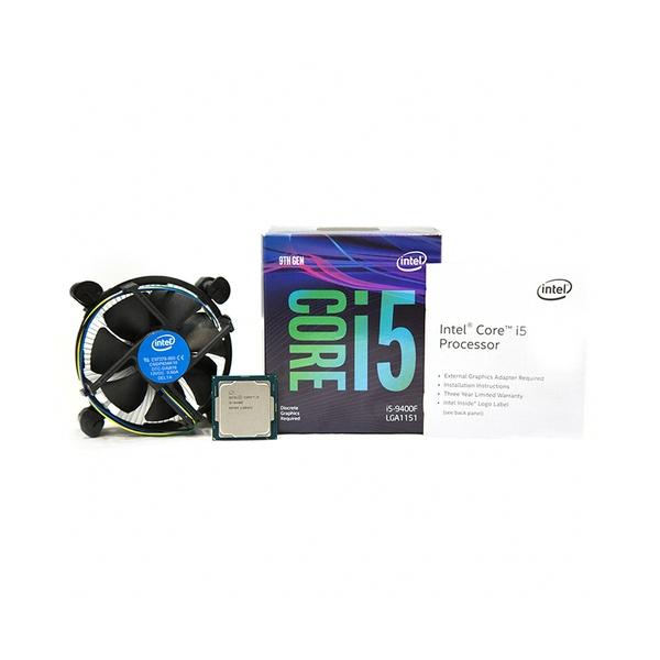 인텔 코어 i5-9세대 9400F (커피레이크-R) 정품 CPU
