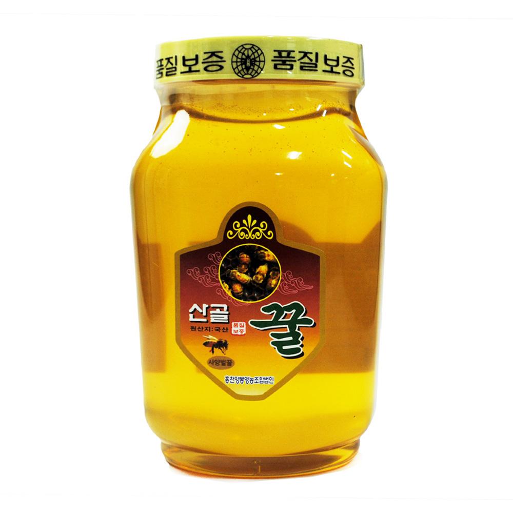 동광한방몰 국산 사양벌꿀 아 24kg 1개