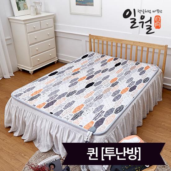 일월 프리미엄 뉴 드림스파 온수매트_퀸(150x200), 단품