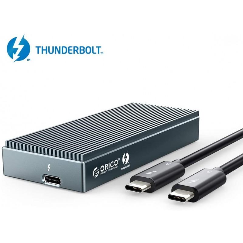 오리코 썬더볼트 3 NVMe SS®D 외부 디스크 유형 ®G., 단일상품, 단일상품