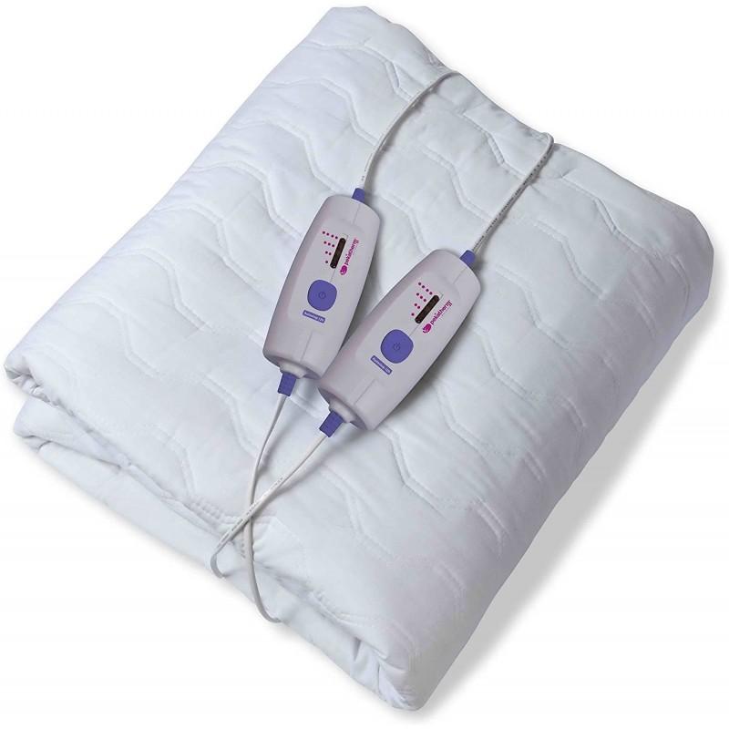 페하테르방 난방 담요/히터 침대 폭 2배 면 100%, 단일옵션, 1
