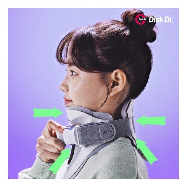 [디스크닥터] 디닥넥 목 스트레칭기